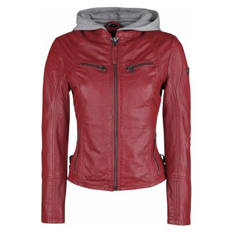 Gipsy Nola2 LEGV Leather Jacket red