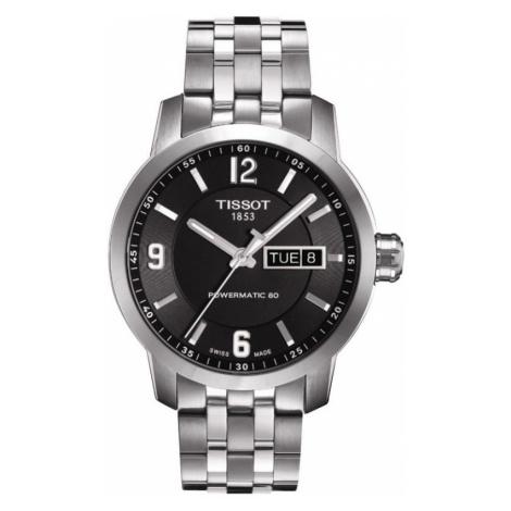 Mens Tissot PRC200 Automatic Watch