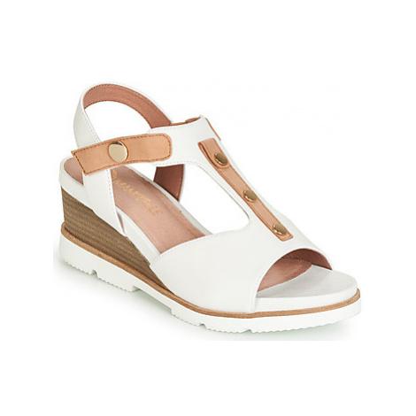 Mam'Zelle HOPI women's Sandals in White