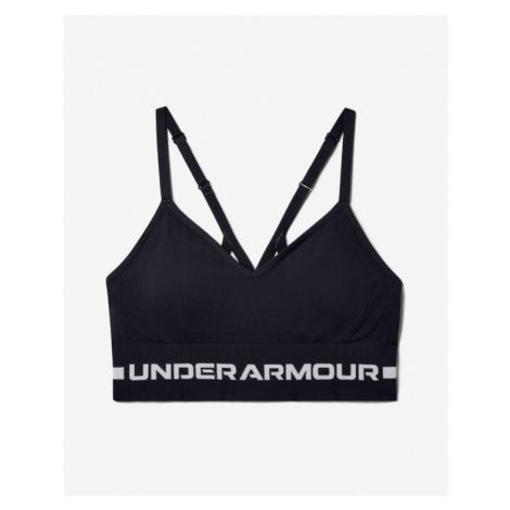 Under Armour Seamless Low Long Sports Bra Black