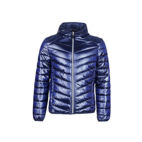 Guess SUPERLIGHT men's Jacket in Blue