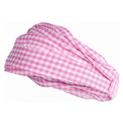 Lewro KATE pink - Girls' headscarf