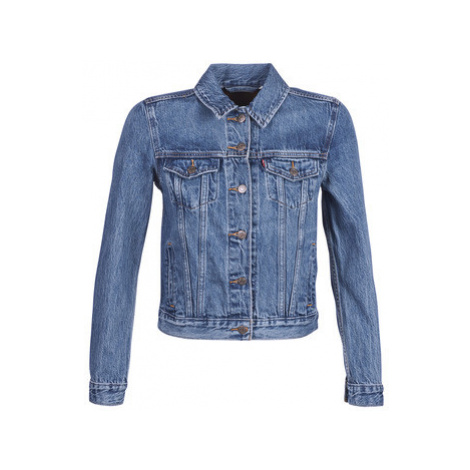 Levis ORIGINAL TRUCKER women's Denim jacket in Blue Levi´s