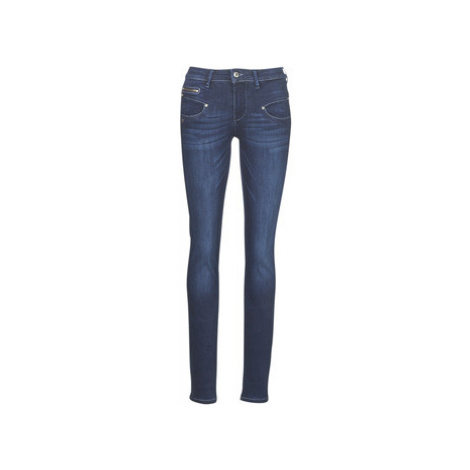 Freeman T.Porter Alexa High Waist S-SDM women's Skinny Jeans in Blue Freeman T. Porter