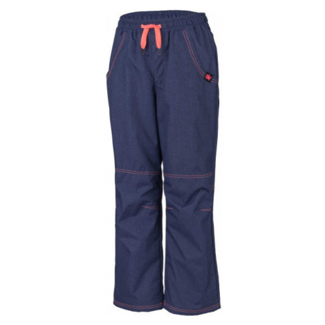 Lewro SIGI orange - Insulated children's pants