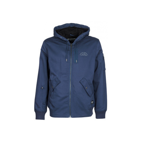 Quiksilver HANA GO men's Jacket in Blue