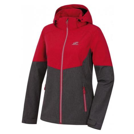 Hannah GILIA pink - Women's softshell jacket