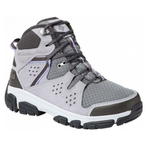 Columbia ISOTERRA MID OUTDRY grey - Women's spots shoes
