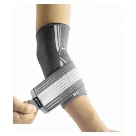 Spokey SEGRO ELBOW BANDAGE gray - Elbow bandage