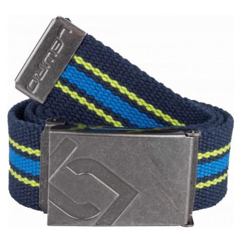 Lewro WYNN blue - Textile belt