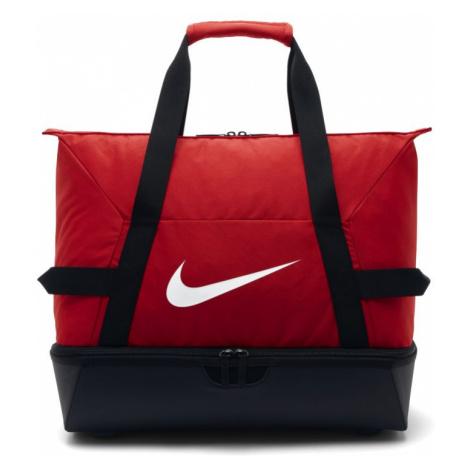 Nike Academy Team Hardcase (Medium) Football Duffel Bag - Red