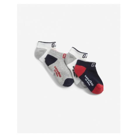 GAP Children's socks 4 pairs Colorful