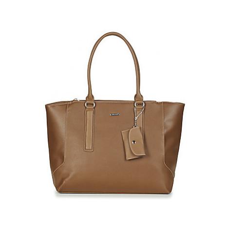 David Jones 6104-4-BROWN women's Shopper bag in Brown