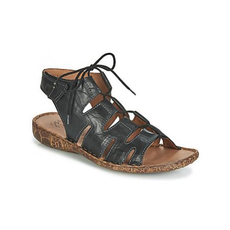 Josef Seibel ROSALIE 39 women's Sandals in Black
