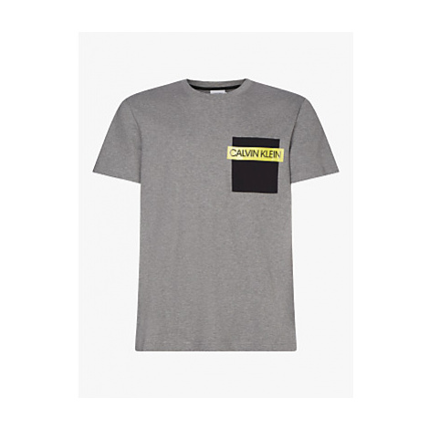 Calvin Klein Nylon Pocket Tee