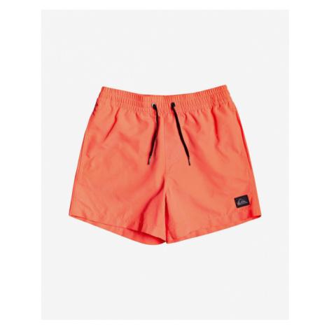 Quiksilver Kids Swimsuit Orange