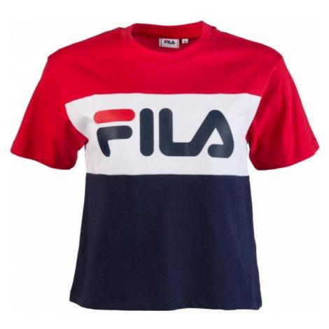 Fila ALLISON TEE white - Women's T-shirt