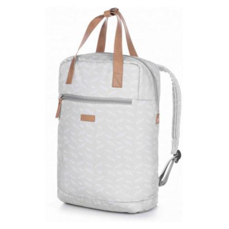 Loap REINA white - City backpack