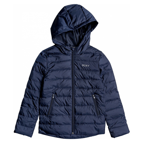 jacket Roxy Night Voyage - BSP0/Mood Indigo - girl´s