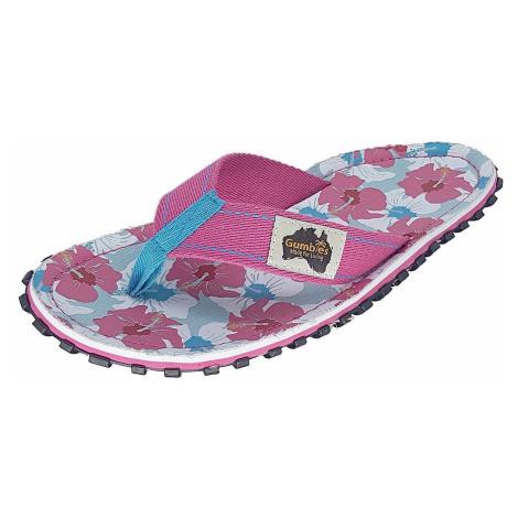 flip flops Gumbies Islander - Mixed Hibiskus
