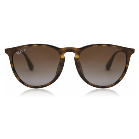 Ray-Ban Sunglasses RB4171F Erika Asian Fit Polarized 710/T5