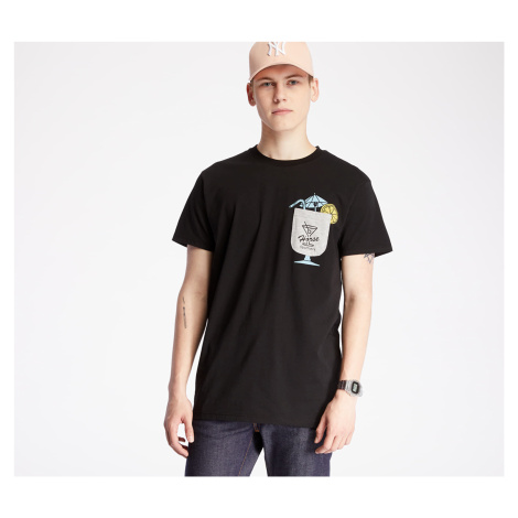 Horsefeathers Cocktail Tee Black