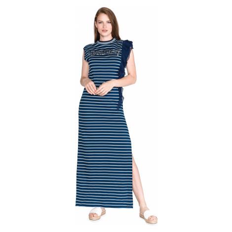 Pinko Amaranto Dress Blue