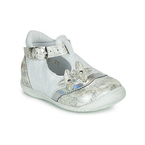 GBB SELVINA girls's Children's Shoes (Pumps / Ballerinas) in Silver