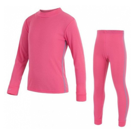 Sensor ORIGINAL ACTIVE pink - Kids' set of base layers