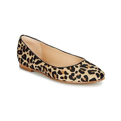 Clarks GRACE PIPER women's Shoes (Pumps / Ballerinas) in Brown