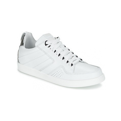 Kenzo K-FLY women's Shoes (Trainers) in White