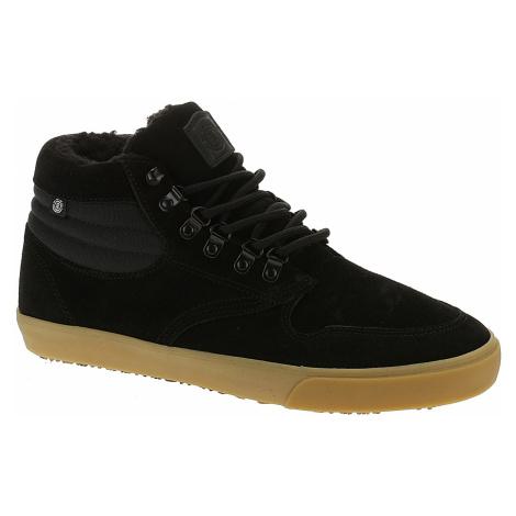 shoes Element Topaz C3 Mid - Black Gum - men´s