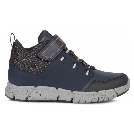 Geox Flexyper Kids Ankle boots Blue