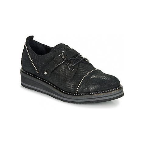 Regard ROCTALOX V2 TOUT SERPENTE SHABE women's Casual Shoes in Black