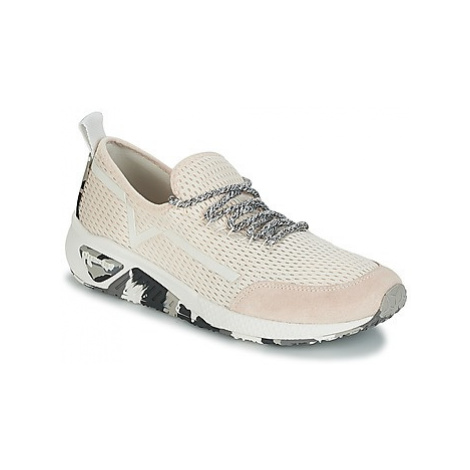 Diesel S-KBY women's Shoes (Trainers) in Pink