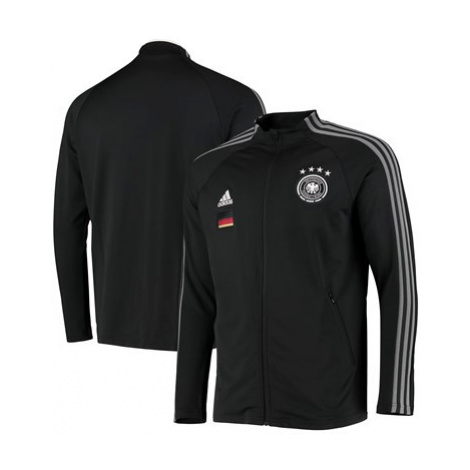 Germany Anthem Jacket - Black Adidas