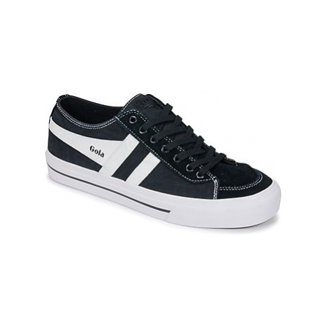 Gola Quota II women's Shoes (Trainers) in Black