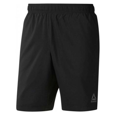 Reebok WOVEN SHORT black - Men's shorts