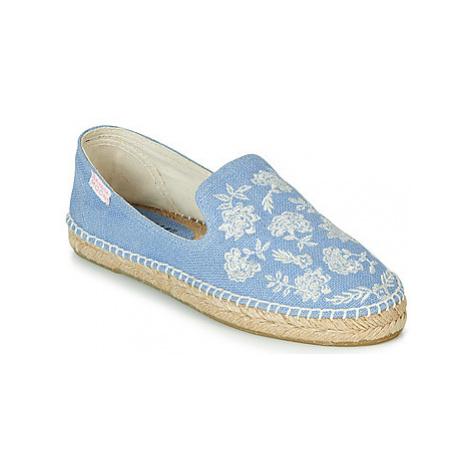 Banana Moon IASMIN women's Espadrilles / Casual Shoes in Blue