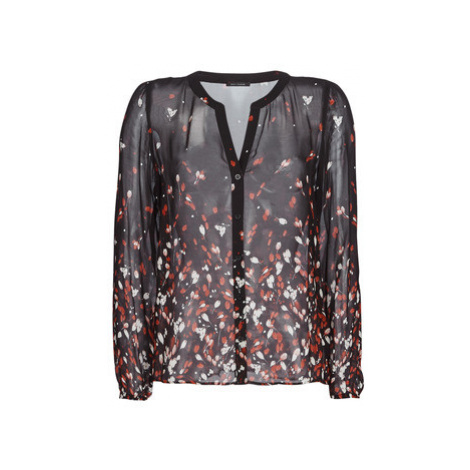 Ikks DECARU women's Blouse in Black