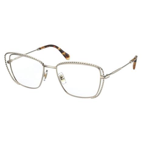 Miu Miu Eyeglasses MU50TV ZVN1O1