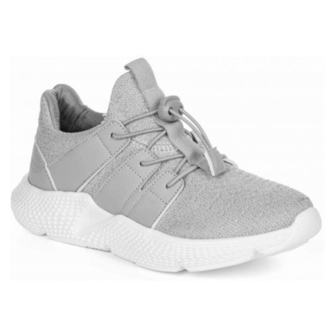 Loap CORFINO gray - Kids' walking shoes