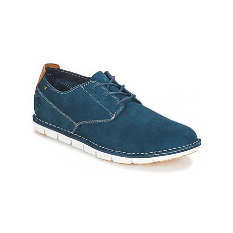 Timberland TIDELANDS OXFORD men's Casual Shoes in Blue