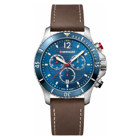 Wenger Watch Seaforce Chronograph Mens
