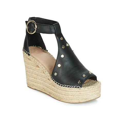 Guess KARIEN women's Sandals in Black