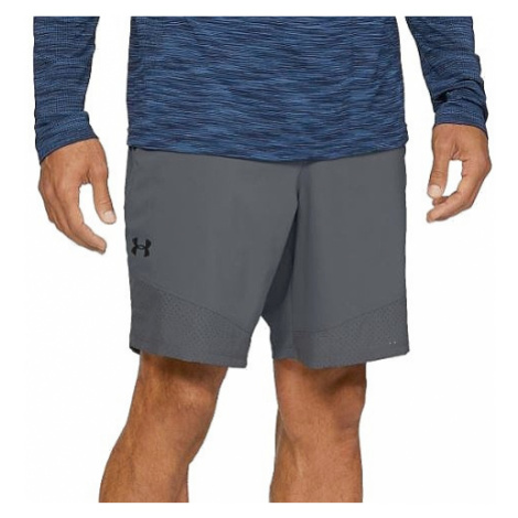 shorts Under Armour Vanish Woven - 012/Pitch Gray - men´s