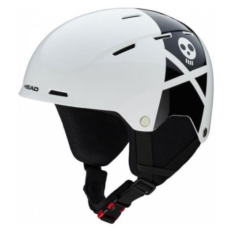 Head TAYLOR REBELS white - Kids' ski helmet