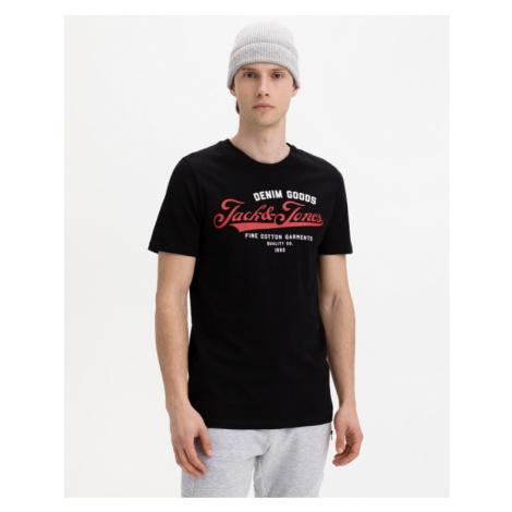 Jack & Jones Logo T-shirt Black