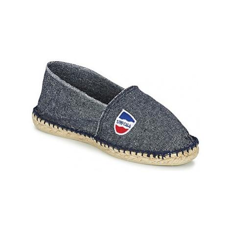 1789 Cala CLASSIQUE men's Espadrilles / Casual Shoes in Blue
