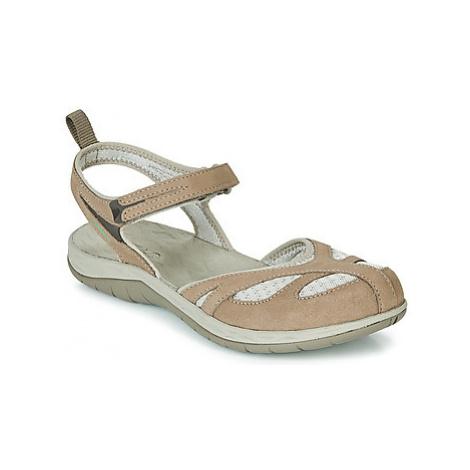 Merrell SIREN WRAP Q2 women's Sandals in Brown